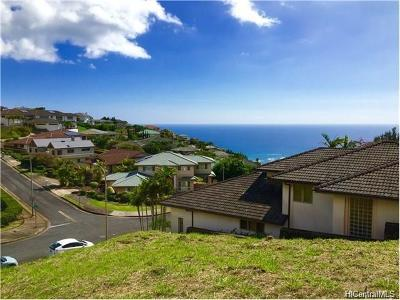 Honolulu County Residential Lots & Land For Sale: 2116 Okoa Street
