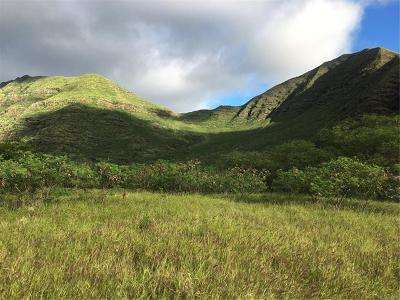 Honolulu County Residential Lots & Land For Sale: 87-1121 Hakimo Road