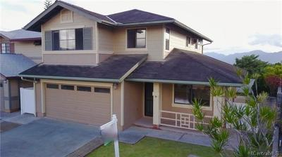 Mililani Single Family Home For Sale: 95-1036 Aliana Street