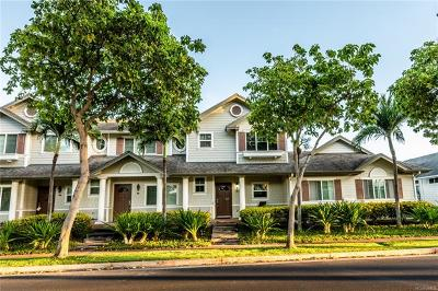 Ewa Beach Condo/Townhouse For Sale: 91-1101 Keoneula Boulevard #J4