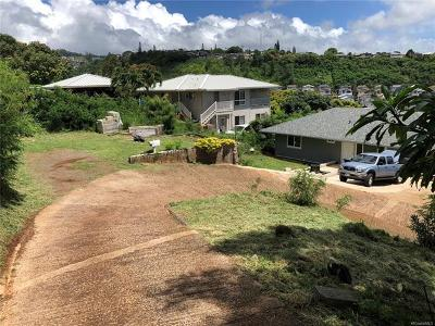 Honolulu County Residential Lots & Land For Sale: 99-655a Aiea Heights Drive