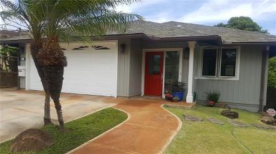 Single Family Home In Escrow Showing: 3553 Kilauea Avenue