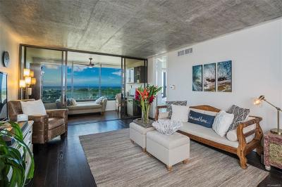 Honolulu County Condo/Townhouse For Sale: 1600 Ala Moana Boulevard #1106