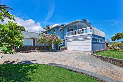 Kaneohe Single Family Home For Sale: 46-116 Nahiku Street
