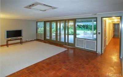 Hawaii County, Honolulu County Rental For Rent: 741 Ulumaika Street