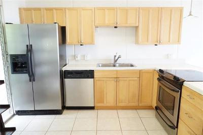 Mililani Condo/Townhouse In Escrow Showing: 95-2057 Waikalani Place #C406