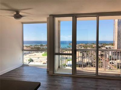 Honolulu HI Condo/Townhouse For Sale: $799,000