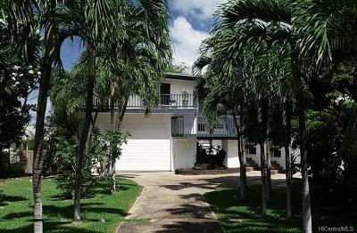 Waianae Single Family Home For Sale: 84-218 Holt Street