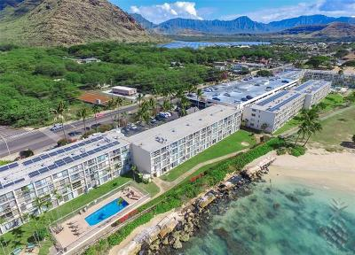 Honolulu County Condo/Townhouse For Sale: 85-175 Farrington Highway #B112