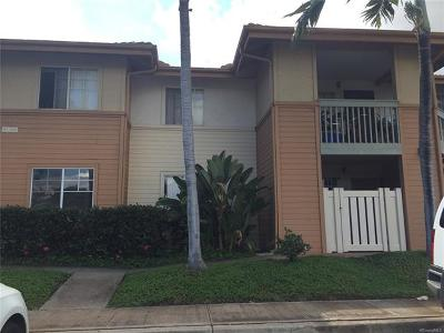 Kapolei Condo/Townhouse For Sale: 91-1109 Namahoe Street #1B