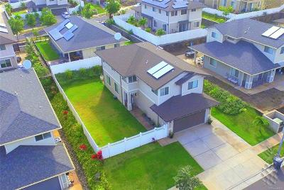 Kapolei Single Family Home For Sale: 92-818 Puhoho Street