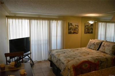 Honolulu Condo/Townhouse In Escrow Showing: 2450 Prince Edward Street #905A