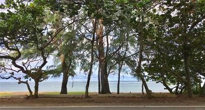 Residential Lots & Land Sold: 53-374b Kamehameha Highway