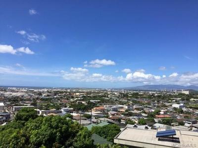 Honolulu Single Family Home For Sale: 1740 Skyline Drive