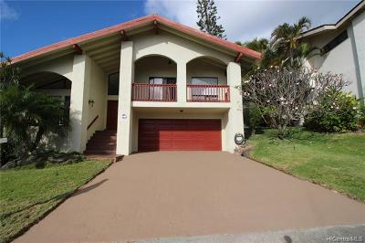Single Family Home For Sale: 1148 Kaluanui Road