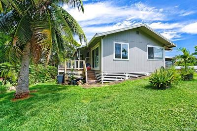Waimanalo Single Family Home For Sale: 41551 Piohia Place