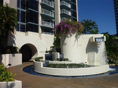 Honolulu Condo/Townhouse For Sale: 1212 Nuuanu Avenue #803