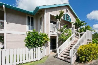 Waipahu Condo/Townhouse For Sale: 94-870 Lumiauau Street #H203