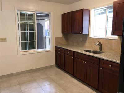 Honolulu County Rental For Rent: 3232 Ahinahina Street