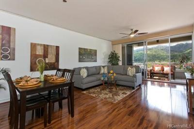 Honolulu County Condo/Townhouse For Sale: 1 Keahole Place #2503