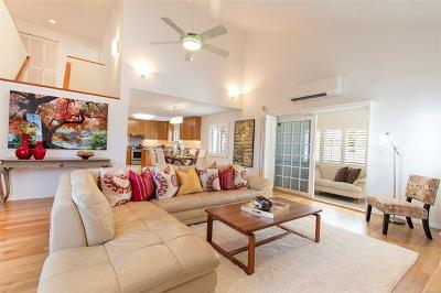 Honolulu Single Family Home In Escrow Showing: 1806b1 Palolo Avenue