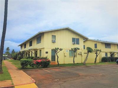 Ewa Beach Condo/Townhouse For Sale: 91-565 Kuilioloa Place #RR5