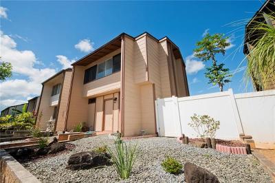 Mililani Single Family Home For Sale: 95-726 Kahikinui Place