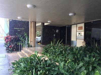 Honolulu Condo/Townhouse For Sale: 1561 Kanunu Street #507