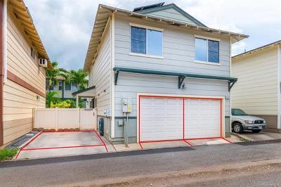 Ewa Beach Single Family Home For Sale: 91-225 Makalauna Place #19