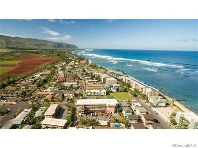 Waialua Condo/Townhouse For Sale: 68-090 Au Street #309E