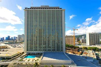 Honolulu County Condo/Townhouse For Sale: 410 Atkinson Drive #459