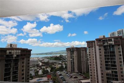 Aiea Condo/Townhouse For Sale: 98-500 Koauka Loop #18H