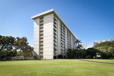 Honolulu Condo/Townhouse In Escrow Showing: 1511 Nuuanu Avenue #136
