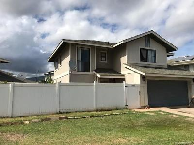Kapolei Single Family Home For Sale: 91-1074 Koanimakani Street