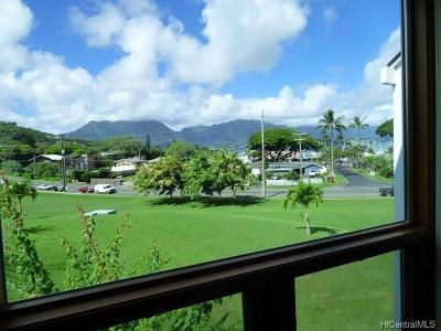 Honolulu County Condo/Townhouse In Escrow Not Showing: 44-181-3 Laha Street #2003
