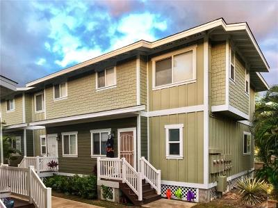 Waianae Condo/Townhouse For Sale