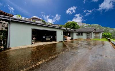 Aiea Single Family Home For Sale: 98-2043 Kipikua Street