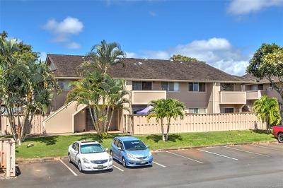 Waipahu Condo/Townhouse For Sale: 94-1063 Kaukahi Place #B8