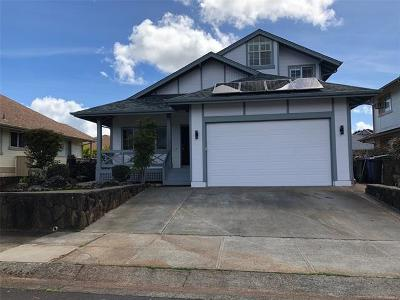 Mililani Single Family Home For Sale: 95-1013 Hoomua Street