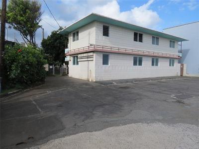 Honolulu County Rental For Rent: 1720 Algaroba Street #8