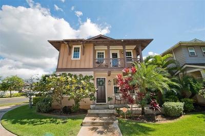 Ewa Beach Single Family Home For Sale: 91-1805 Waiaama Street