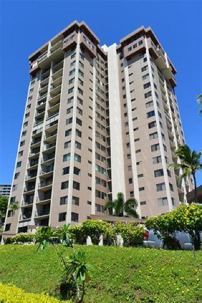 Aiea Condo/Townhouse For Sale: 98-351 Koauka Loop #C203