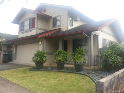 Mililani Single Family Home For Sale: 95-1099 Paalii Street #158