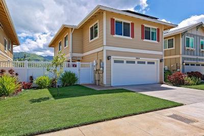 Waianae Single Family Home For Sale: 87-1694 Wehiwehi Street