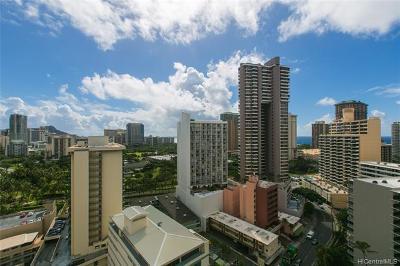 Hawaii County, Honolulu County Condo/Townhouse For Sale: 469 Ena Roads #2111