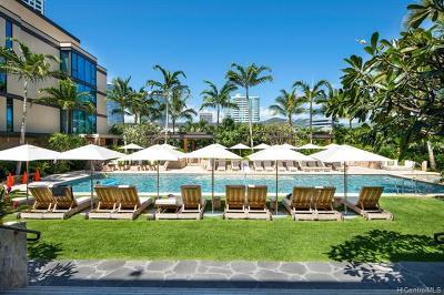 Honolulu County Condo/Townhouse For Sale: 1388 Ala Moana Boulevard #2403