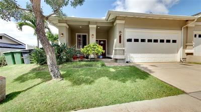 kapolei Single Family Home In Escrow Showing: 92-1085 Palahia Street #F