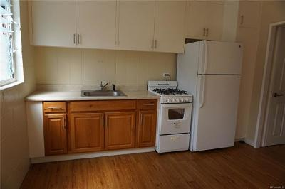 Honolulu County Rental For Rent: 2123 Waiola Street
