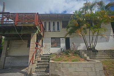Honolulu Single Family Home For Sale: 902 Prospect Street #C