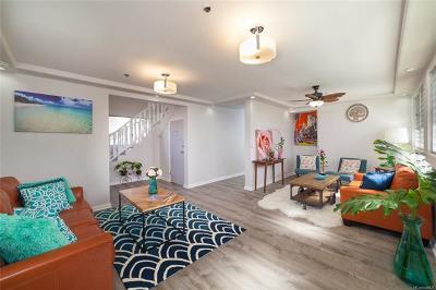 Honolulu Single Family Home For Sale: 1462 Alani Street